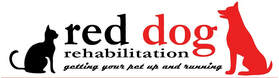 Red Dog Rehabilitation Logo